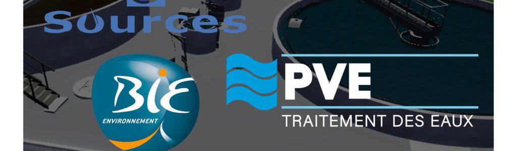 Sources-BIE / PVE – Visite d'un projet de station d'épuration