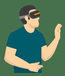 Visite virtuelle en immersion